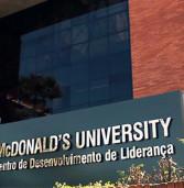 Tour pela McDonald's University sediada em Alphaville, no dia 14