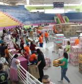 Barueri faz entregas de brinquedos de Natal para mais de 50 mil crianças