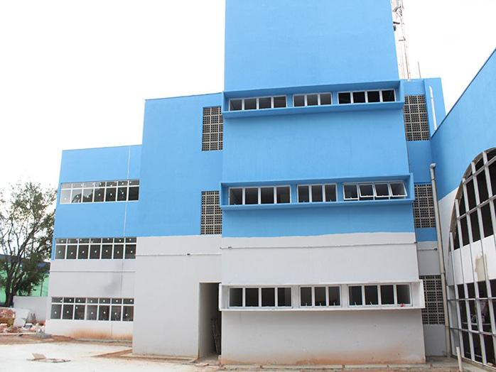 Centro Administrativo Carapicuiba