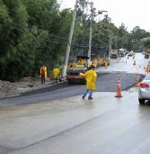 Prefeitura de Santana de Parnaíba realiza forte esquema de trabalho para resolver os problemas causados pelas chuvas