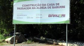 Prefeitura constrói Casa de Passagem na Aldeia de Barueri