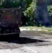 Obras em Santana de Parnaíba, pós chuva do dia 1, recuperando trechos destruídos pelas águas