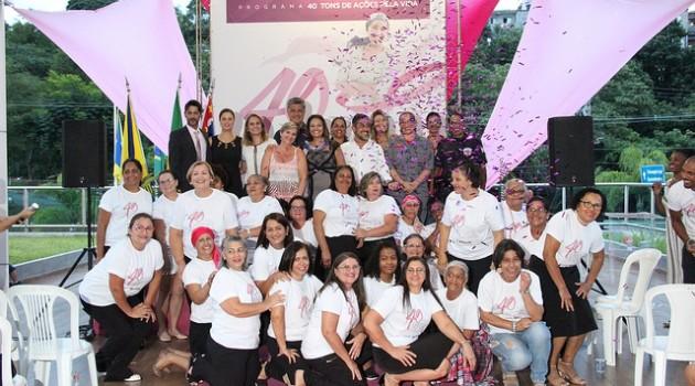 "Secretaria da Mulher de Barueri lança programa ""40 Tons de Liberdade Rosa"""