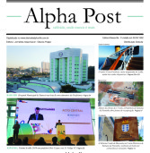 Alpha Post de janeiro – o melhor resumo mensal de notícias de Alphaville! Tabloide, onde menos é mais! Leia aqui!