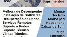 Publicidade: DTM Technote, conserta computadores no Centro Comercial de Alphaville