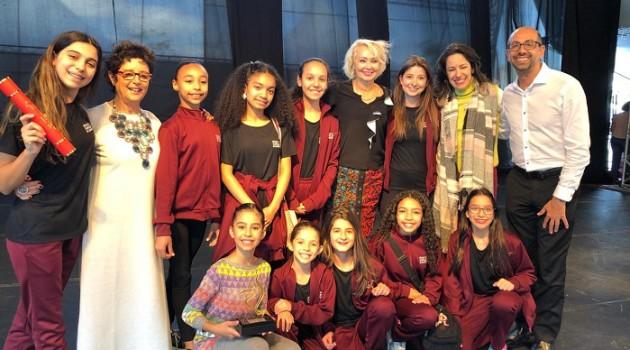 Núcleo de Dança de Barueri participa de competição em Nova York
