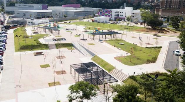 Praça nova da Vila Porto terá evento no Dia Mundial da Água no dia 22