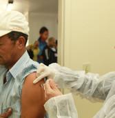 Amanhã, dia 10, será iniciada a Campanha Nacional de Vacinação contra a Influenza, que vai até o dia 31 de maio