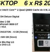 Publicidade: Loja DTM, no Centro Comercial de Alphaville, vende este super computador usado, em excelente estado, revisado!