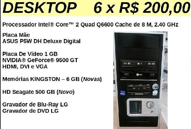 anuncio desktop DTM