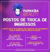 """Feira da Beleza """"Parnaíba Beauty"""" nos dias 5,6 e 7"""