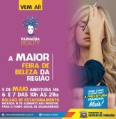 Prefeitura de Santana de Parnaíba promove a maior Feira de Beleza da Região: Parnaíba Beauty