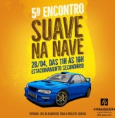 5º Encontro de carros tunados será realizado no Anhanguera Parque Shopping