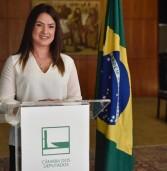Bruna Furlan na vice presidência do PSDB Nacional