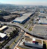 Inaugurado o Viaduto da Araguaia na data de hoje
