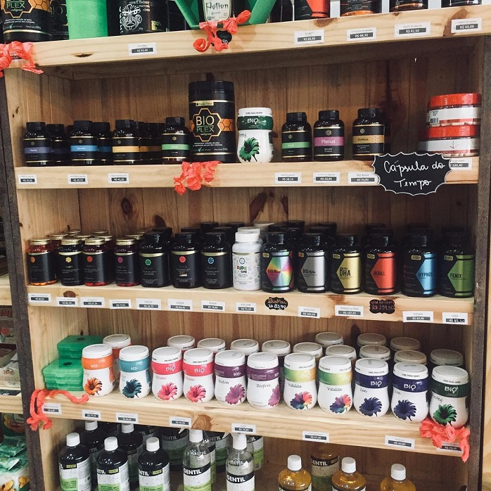 vitaminas Nação verde