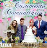 Santana de Parnaíba realiza Casamento Comunitário na Arena de Eventos