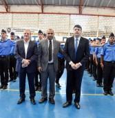 Dia 25 foi comemorado o Dia do Soldado. Destaque: O vereador Marcos Tonho (PM) faz um trabalho com 800 jovens de Santana de Parnaíba na Guarda Mirim. Saiba mais.