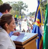 7 de Setembro em Santana de Parnaíba. Veja o desfile.