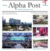Alpha Post de Outubro. Leia aqui!