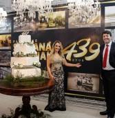 Baile da Cidade aconteceu no Espaço Savana de Alphaville – Aniversário de 439 Anos de Santana de Parnaíba