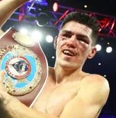 Patrick Teixeira, boxeador morador em Santana de Parnaíba, vence em Las Vegas.