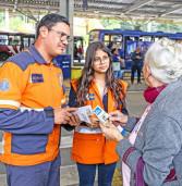 Chuvas – Defesa Civil de Santana de Parnaíba realiza ações de prevenção e conscientização sobre as chuvas na cidade