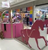 Shopping União de Osasco recebe o Quiosque Magic Candies