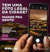 Mande foto para a Prefeitura de Barueri. Participe!