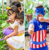 Bailinho de Carnaval gratuito para as crianças com oficinas infantis, desfile de fantasias, recreação e muita música no Alpha Square Mall