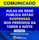 Santana de Parnaíba: Prefeitura informa!