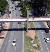 Passarela da Avenida Yojiro Takaoka vai trazer segurança para pedestres e motoristas em Alphaville – Santana de Parnaíba