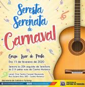 Hoje, no Teatro Coronel Raymundo no Centro Histórico