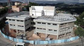 Grande obra do Complexo da Saúde em Santana de Parnaíba segue em ritmo acelerado
