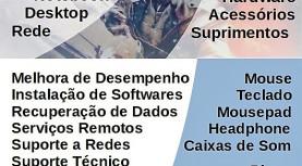 Delivery em Alphaville/Tamboré: assistência técnica de computadores e acessórios para computador e celular