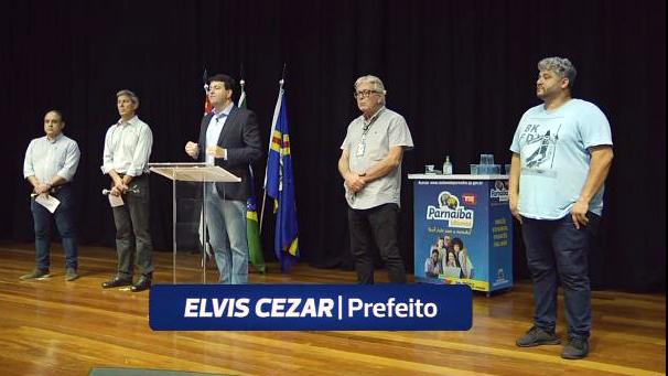 Ontem – Prefeito Elvis Cezar faz boletim informativo para população da cidade e fala sobre novas medidas tomadas