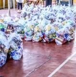 Mais de mil cestas básicas emergências são entregues mensalmente para os moradores parnaibanos