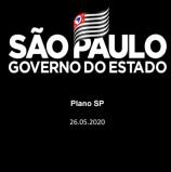 Governador de SP, João Dória, apresenta o Plano de Retomada Consciente, a partir de 1 de junho. Veja aqui: