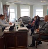 Deputado Cezar participa de reunião com secretário executivo da Polícia Civil e discute ações de segurança na região