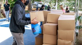 Prefeitura de Santana de Parnaíba entrega Kit Limpeza para mais de 9 mil famílias