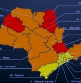 Dia 13 – começa fase amarela em Alphaville e Tamboré