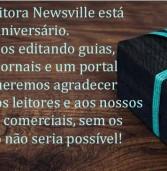 Hoje, 09.09.2020 é o nosso aniversário de 28 anos em Alphaville. Editora Newsville!