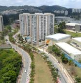 Inauguração em Alphaville, das novas dependências do Colégio Tom Jobim com o novo Ginásio Poliesportivo Alphaville em Santana de Parnaíba