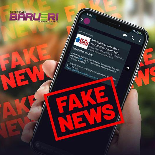 fake news gas