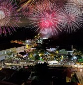 Inaugurado o Natal de Luz em Santana de Parnaíba. Muitas fotos aqui.