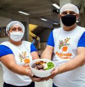 Santana de Parnaíba: Fundo Social faz a primeira feijoada solidária