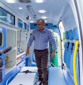 Santana de Parnaíba: Prefeito Marcos Tonho renova 100% da frota de ambulâncias na cidade