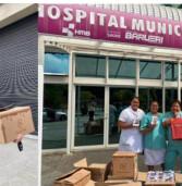 Alpha Square Mall realiza Páscoa Solidária pelo segundo ano consecutivo para homenagear os profissionais da saúde