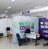 Barueri ultrapassa a marca de 50 mil doses aplicadas de vacina contra a Covid-19