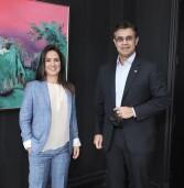 Deputada federal Bruna Furlan reuniu-se com o vice-governador Rodrigo Garcia para tratar assuntos do Hospital Regional